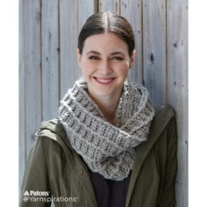 Crochet Waffin' Around Crochet Cowl