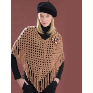 Crochet Cool Shawl