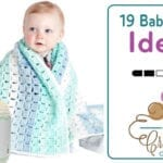 19 Crochet Caron Baby Cakes Projects + Tutorials