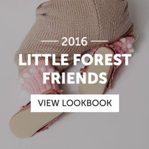 Little Forest Friends Knit and Crochet Lookbook by Yarnspirations
