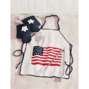 Crochet American Apron