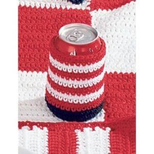 Crochet Soda Can Cozy