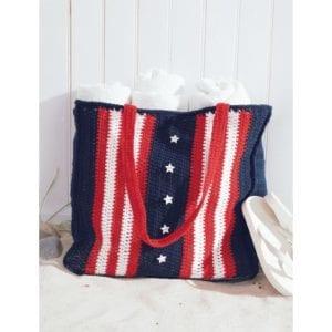 Crochet American Bag