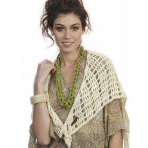 Crochet Amita Shawl