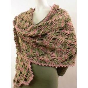 47 Crochet Shawls List Tutorials The Crochet Crowd