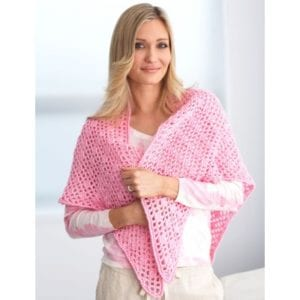 Crochet Prayer Shawl