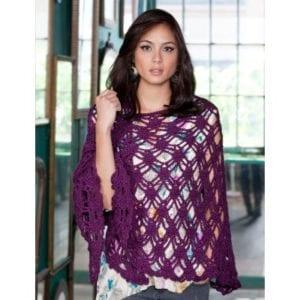 Crochet Bohemian Shawl