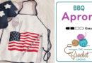 Crochet BBQ Apron