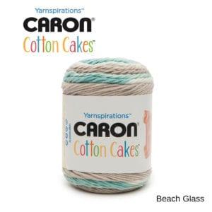 Caron Cotton Cakes: Beach Glass