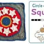Crochet Wonder Action Square + Tutorial