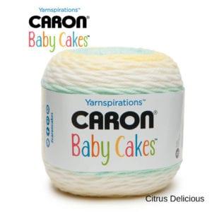 Caron Baby Cakes: Citrus Delicious