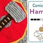 Crochet Hammer Motif