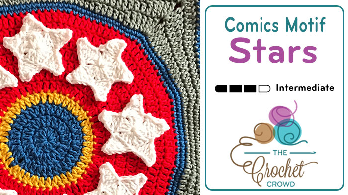 Comics Mini Star Motifs