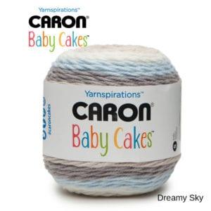 Caron Baby Cakes: Dreamy Sky