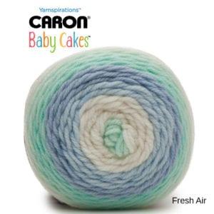 Caron Baby Cakes: Fresh Air