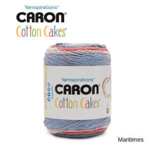 Caron Cotton Cakes: Maritimes