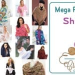 47 Crochet Shawls Mega Free Patterns List + Tutorials