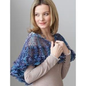 Crochet Piroutte Shawl