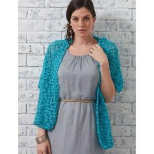Crochet Summer Stole