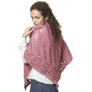 Crochet Friendship Shawl