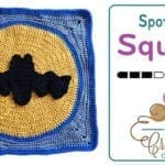 Crochet Spotlight Square + Tutorial