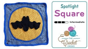 Crochet Spotlight Square