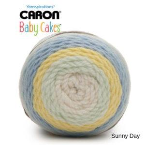 Caron Baby Cakes: Sunny Day