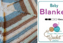 Crochet Hexagon Baby Blanket Pattern + Photographic Tutorial