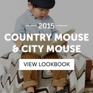 Country Mouse & City Mouse Lookbook by Yarnspirations