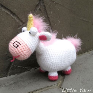 13 Lil Fluffy Unicorn