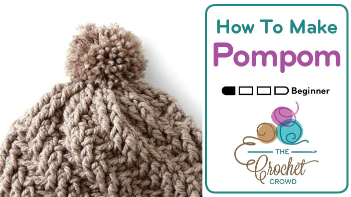 How to Make PomPom by Hand