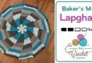 Crochet 🎂 Baker's Mix Lapghan + Tutorial