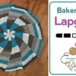 Crochet 🎂 Baker's Mix Lapghan + Tutorial