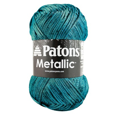 What To Do With Patons Metallic Yarn The Crochet Crowd