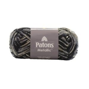 Patons Black Marble