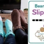 Crochet Bear Foot Slippers / Socks + Tutorial