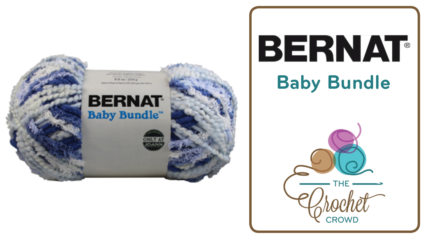 What To Do With Bernat Baby Bundle Yarn - The Crochet Crowd®