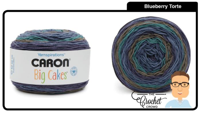 Caron Big Cakes - Blueberry Torte