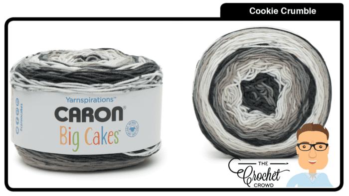 Caron Big Cakes - Cookie Crumble