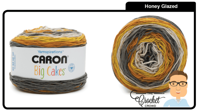 Caron Big Cakes - Honey Glazed