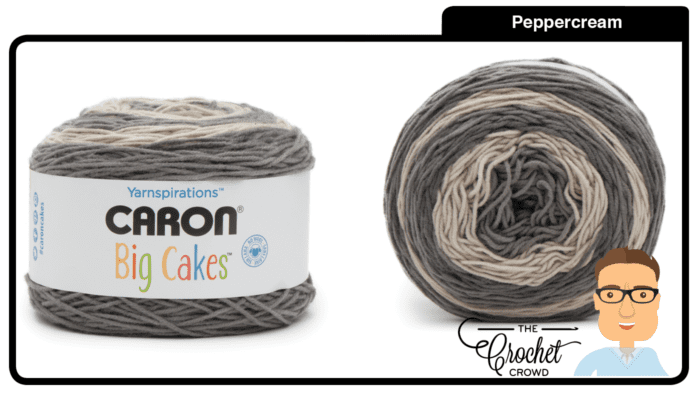 Caron Big Cakes - Peppercream