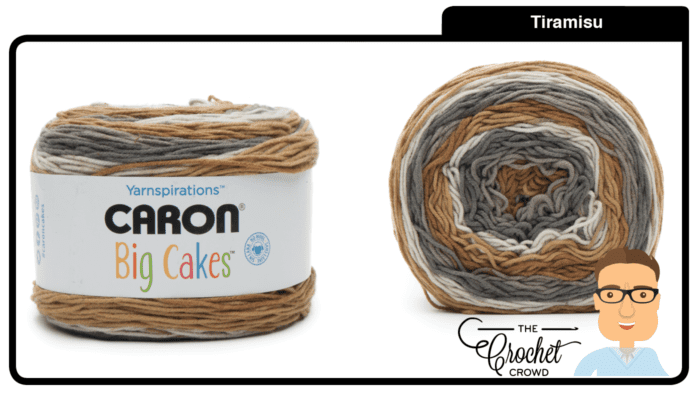 Caron Big Cakes - Tiramisu