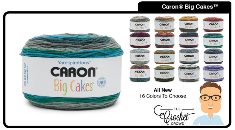 Caron Big Cakes Yarn