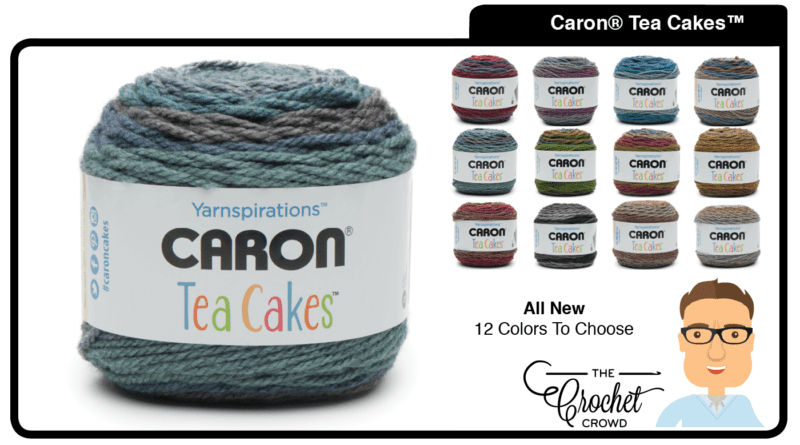 Caron Tea Cakes Yarn