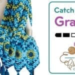 Crochet Waving to Granny Afghan + Tutorial