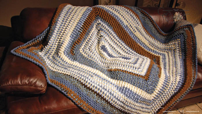 Crochet Bundle of Love Blanket