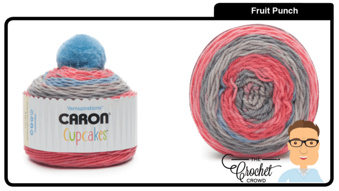 Caron Cupcakes - Fruit Punch