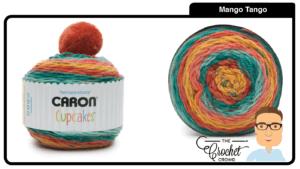 Caron Cupcakes - Mango Tango