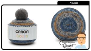 Caron Cupcakes - Nougat