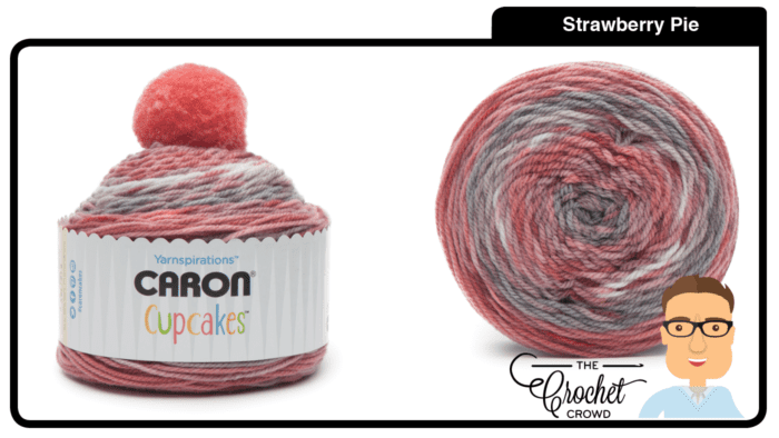 Caron Cupcakes - Strawberry Pie